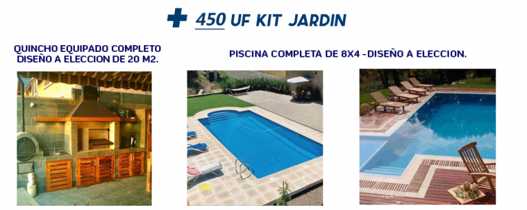 kit piscina  Casa de 250 M2 en 5.400 UF kit piscina 768x307