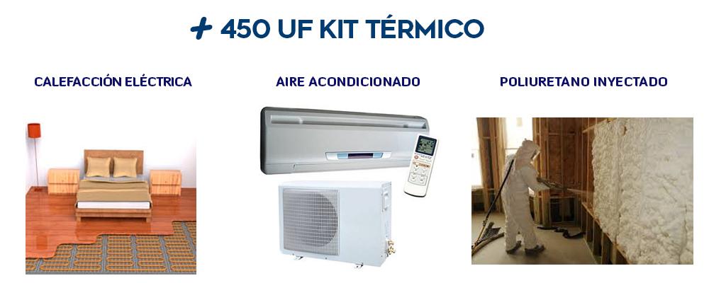 kit-termico  Constructora de casas Valle Andino kit termico